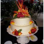 Turtle Bay Cafe Wedding Cakes 4